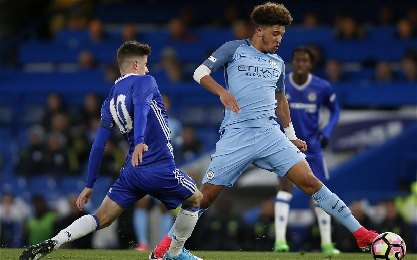 Image for Manchester City: Fans react to Jadon Sancho news