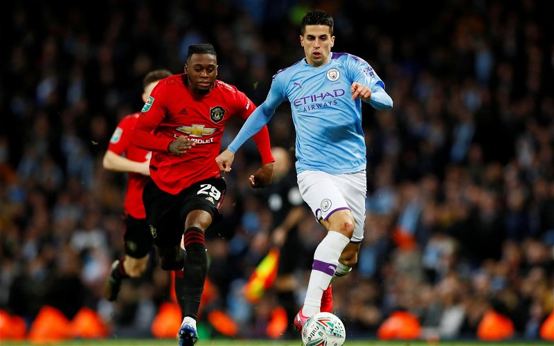 Image for Manchester City: Fans react to latest on Nelson Semedo and Joao Cancelo