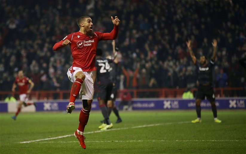 Image for Exclusive: Jemson believes Grabban is a big part of Cooper's plans at Forest