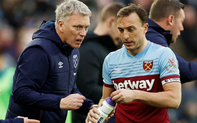 Image for West Ham United: Journalist discusses Marko Arnautovic's transformation under David Moyes