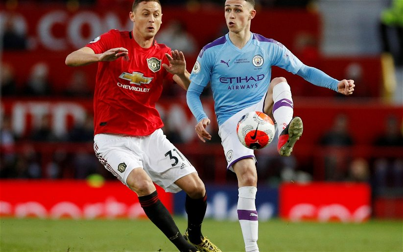 Image for Manchester City: Fans react to Phil Foden's post on Twitter