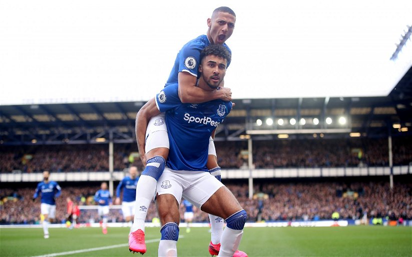 Image for Everton: Fans react to club's footage of Ronaldo and Richarlison