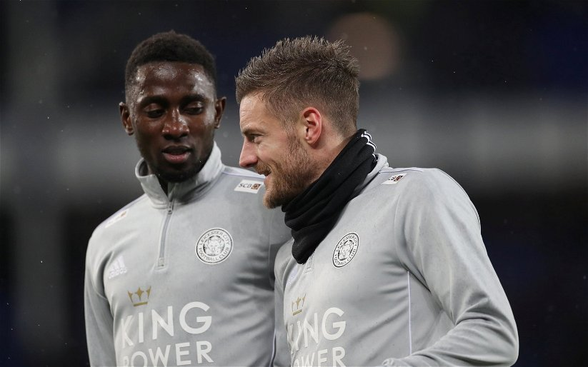 Image for Leicester City: Journalist addresses Vardy concerns