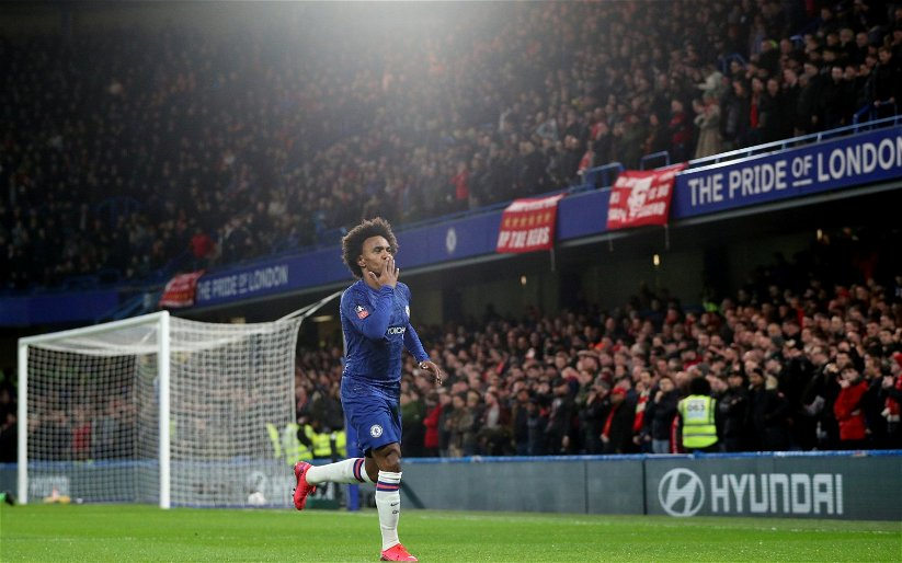 Image for Arsenal: Podcaster on whether Willian would improve the squad