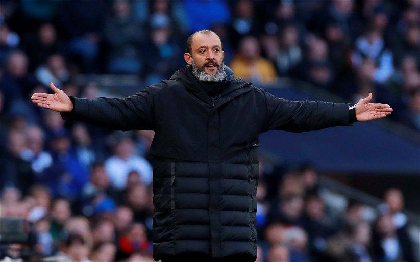 Image for Tottenham Hotspur: Fans react to latest Nuno Espirito Santo quotes