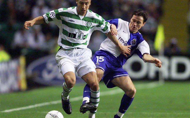 Image for Celtic: Peter Martin compares new Celtic striker Kyogo Furuhashi to Henrik Larsson
