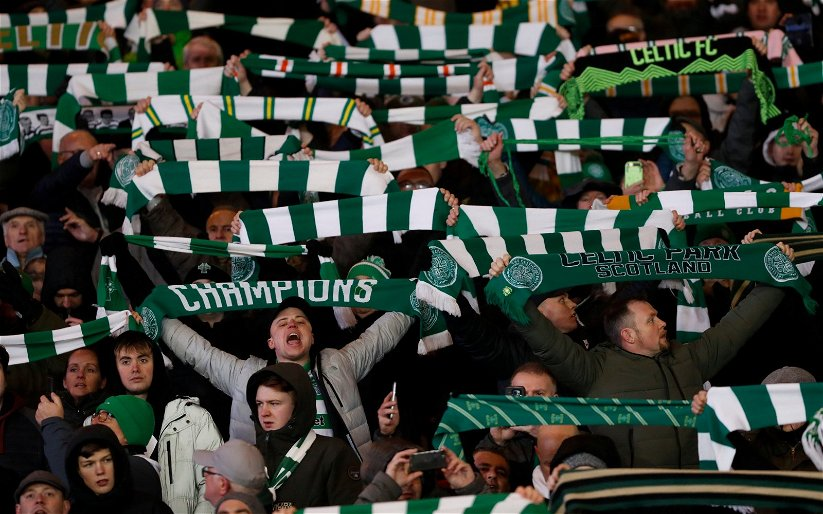 Image for Celtic: Fans proud as club raise £1.5m for Football for Good Fund