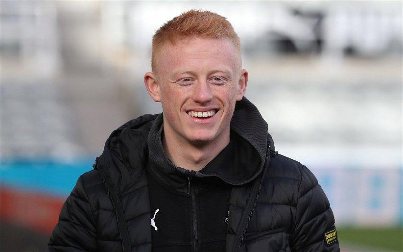 Image for Newcastle: Fans react to Mark Douglas' tweet