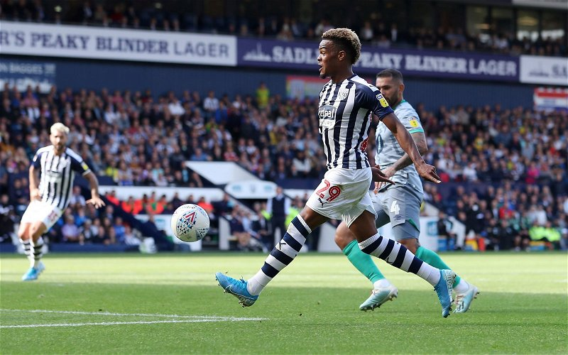 Image for West Bromwich Albion: Journalist discusses Grady Diangana