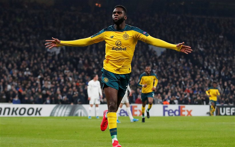 Image for Crystal Palace: Journalist discusses potential Odsonne Edouard transfer