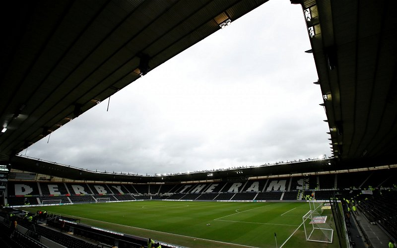 Image for Derby County: Kieran Maguire discusses the latest on the takeover