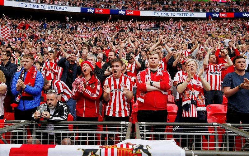 Image for Sunderland: Ross Stewart impresses Tom Walsh
