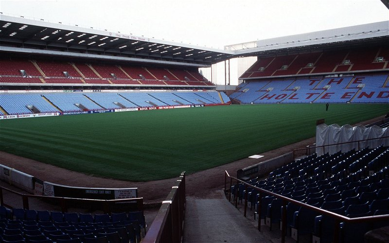 Image for Hatfield: If Villa get Europa League they become even more attractive