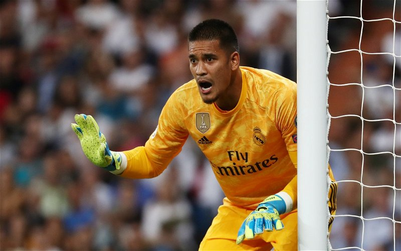 Image for Journalist claims West Ham target Alphonse Areola is settled in London