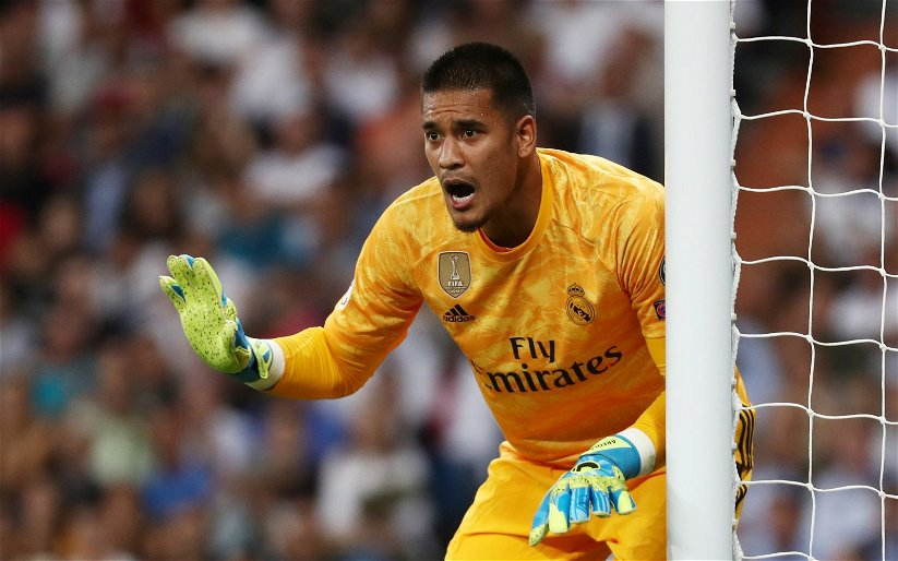 Image for West Ham United: Ex discusses potential move for Alphonse Areola