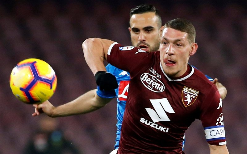 Image for West Ham United: Journalist urges club to sign Andrea Belotti