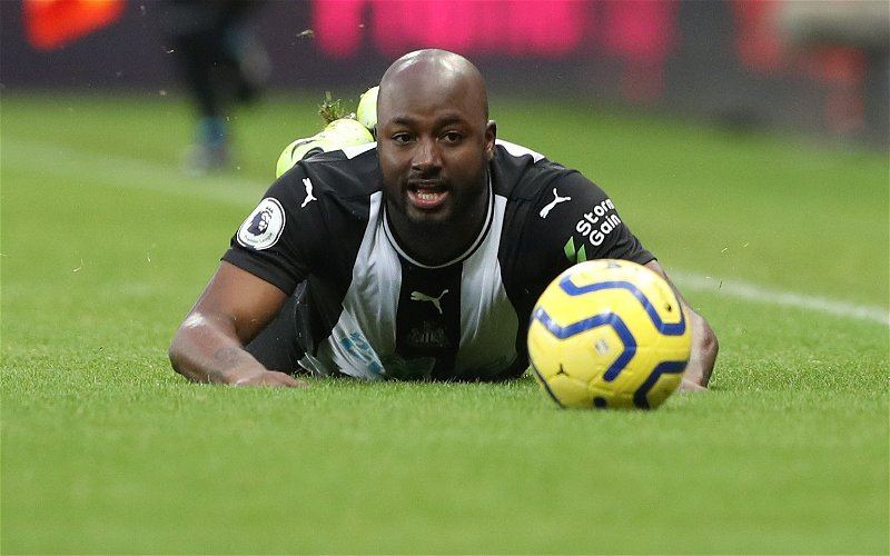 Image for Newcastle United: Fans discuss tweet about Jetro Willems