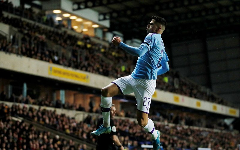 Image for Manchester City: Fans react to latest on Joao Cancelo