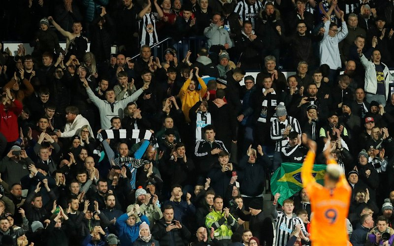 Image for Newcastle United: Fans left furious over 'shambles' announcement from the club