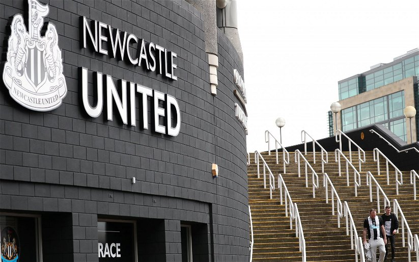 Image for Newcastle United: Fans welcome Jamie Reuben as new owner