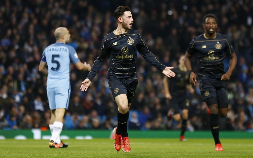Image for Celtic: Many fans buzz over Patrick Roberts footage