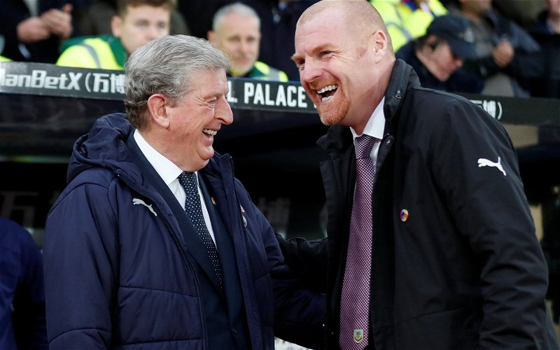Image for Crystal Palace: Ian McGarry makes claim on Sean Dyche becoming the club's next manager