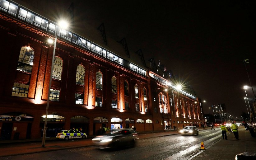 Image for Rangers: Scott McDermott discusses Scott Wright
