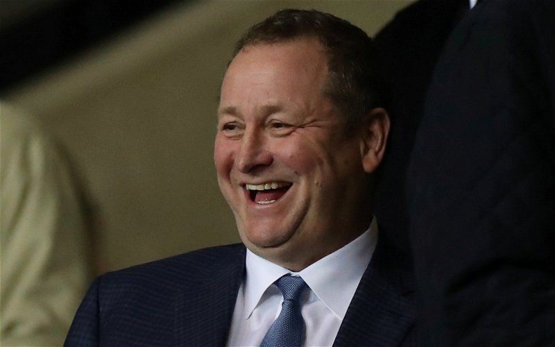 Image for Newcastle United: Mark Douglas critical of people inside the club