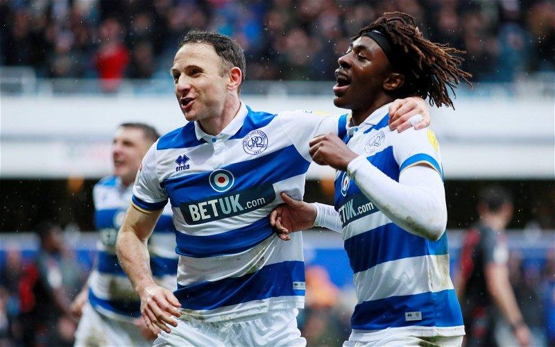 Image for QPR: Fans furious as sponsorship announcement emerges