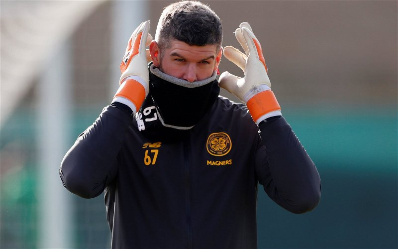 Image for Celtic: Fans react to Frank McAvennie's comments about Fraser Forster