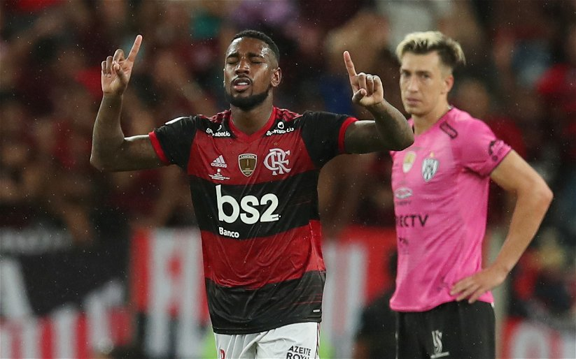 Image for Tottenham Hotspur: Club have held talks with Flamengo's Gerson