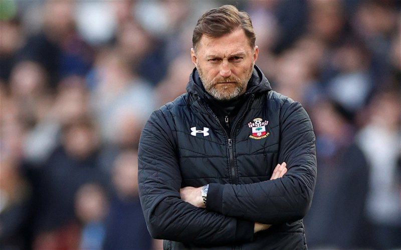 Image for Southampton: Trevor Sinclair gives his view on Ralph Hasenhüttl's future