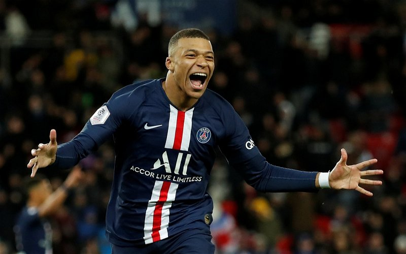 Image for Liverpool: Theo Squires discusses potential move for Kylian Mbappe