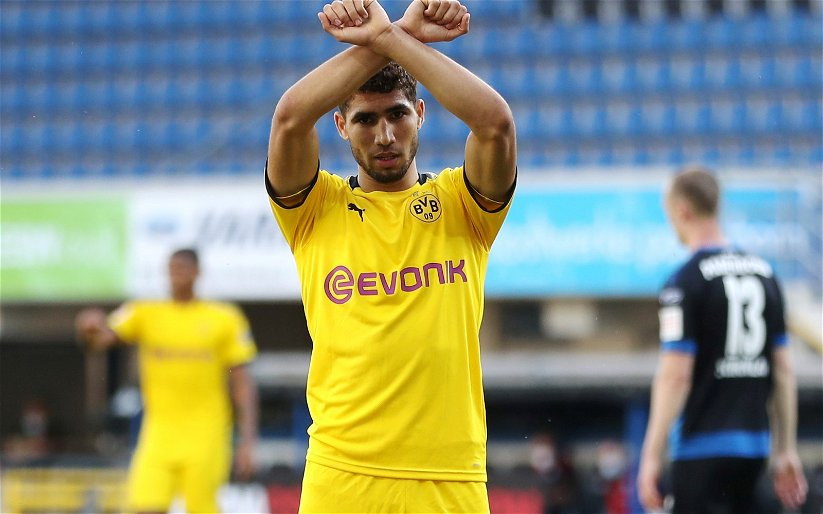 Image for Manchester City: Citizens interested in signing Achraf Hakimi