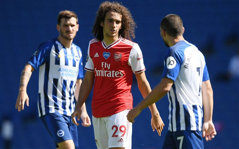 Image for Arsenal: Gregor Robertson rips into Matteo Guendouzi