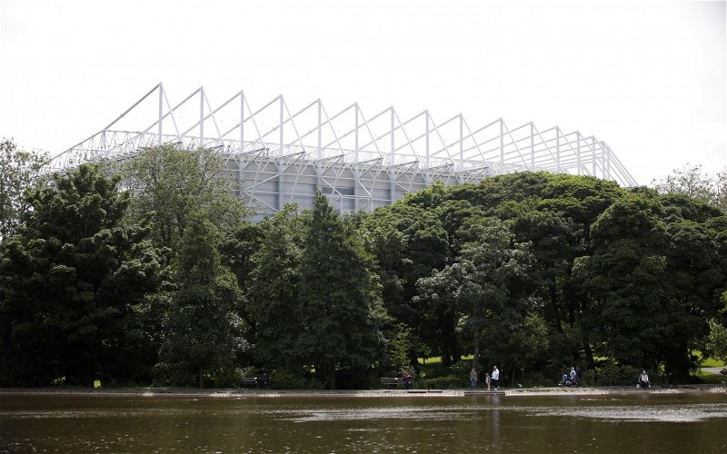 Image for Newcastle United: Mark Douglas drops behind-the-scenes takeover claim