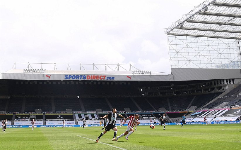 Image for Newcastle United: Fans react to post on Dylan Stephenson