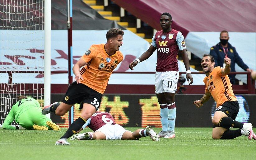 Image for Wolverhampton Wanderers: Gregor Robertson gushes over Leander Dendoncker