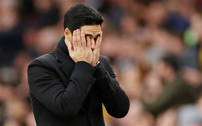 Image for Sky Sports journalist drops Arteta replacement bombshell
