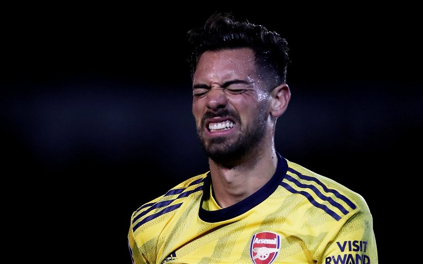 Image for Arsenal: Dan Potts impressed by Pablo Mari
