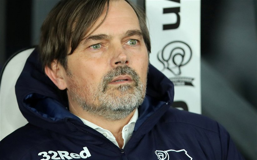 Image for Derby County: Ryan Conway on the atmosphere within the club leading up to Cocu's sacking