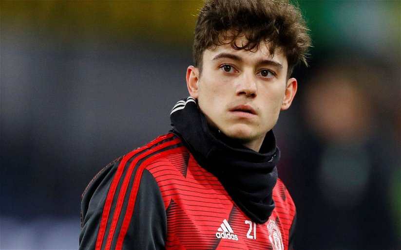 Image for Leeds United: Conor McGilligan outlines 'big problem' with Dan James