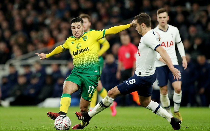 Image for Tottenham Hotspur: Alasdair Gold suggests Spurs could sign Emiliano Buendia