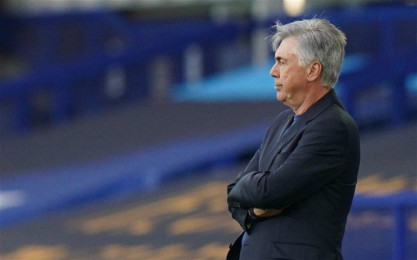 Image for Everton: Adam Jones slates the club's current midfielders