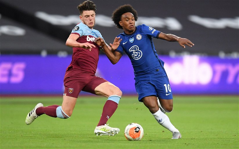 Image for West Ham United: Journalist discusses Declan Rice transfer link