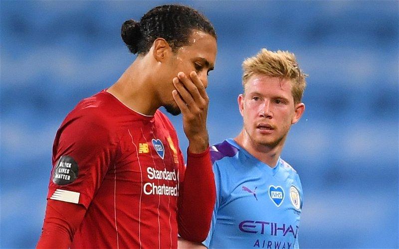 Image for Liverpool: Trevor Sinclair makes big claim over Virgil Van Dijk's injury situation