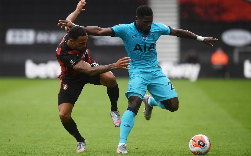 Image for Tottenham Hotspur: Fans react to AC Milan withdrawing interest in Serge Aurier