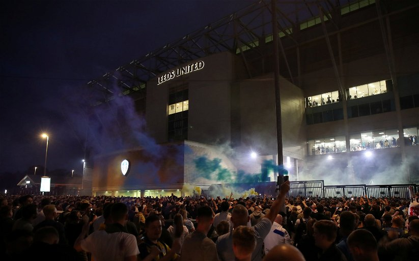 Image for Leeds United: Fans react to ticket news for Arsenal clash