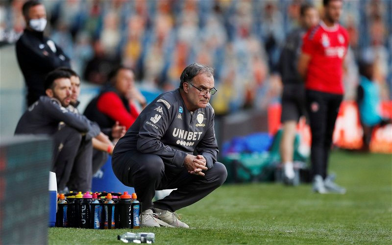 Image for Leeds United: Many fans fuming at Bielsa's comments