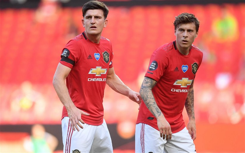 Image for Manchester United: Journalist makes Harry Maguire claim